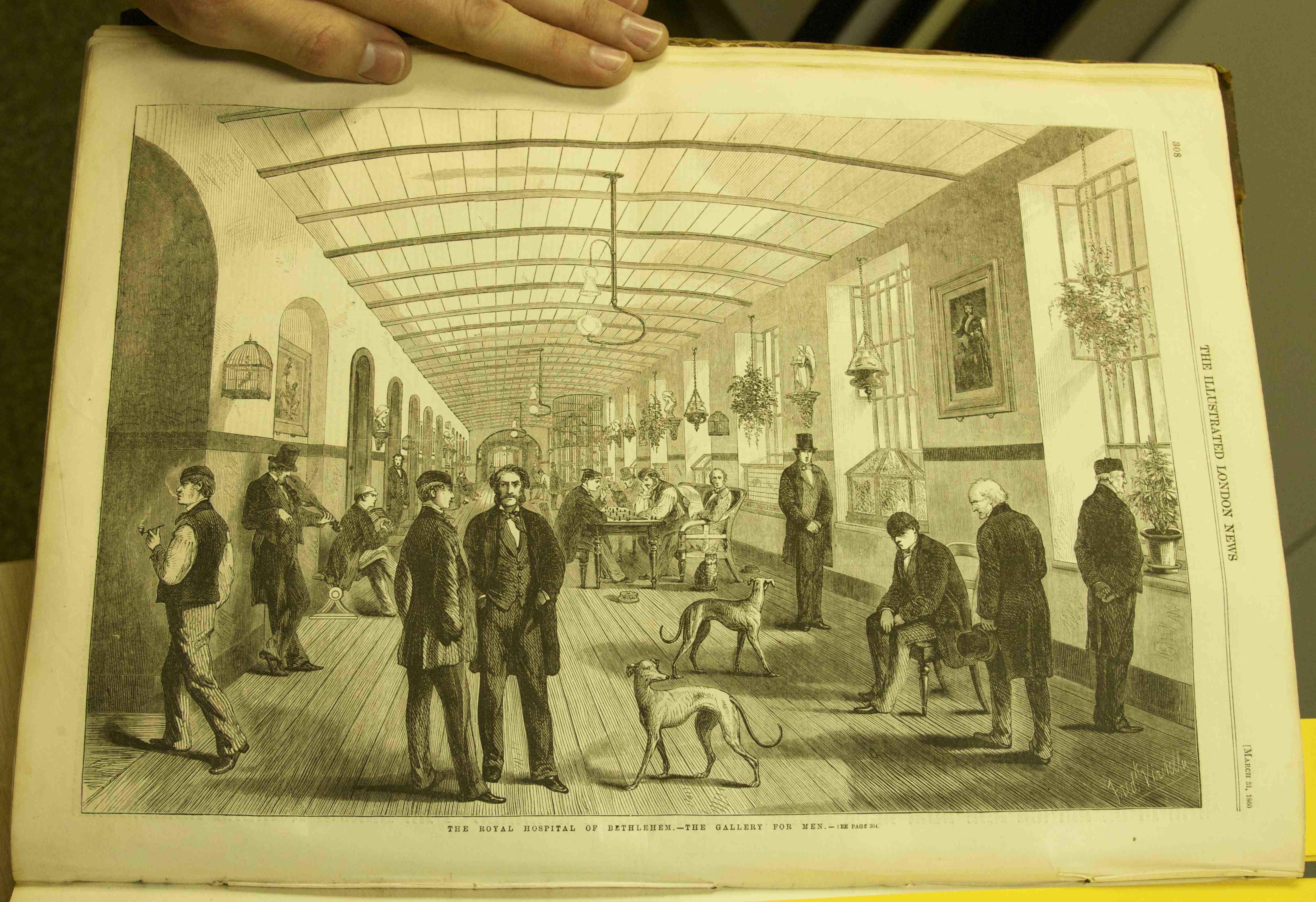 royal bethlem archives