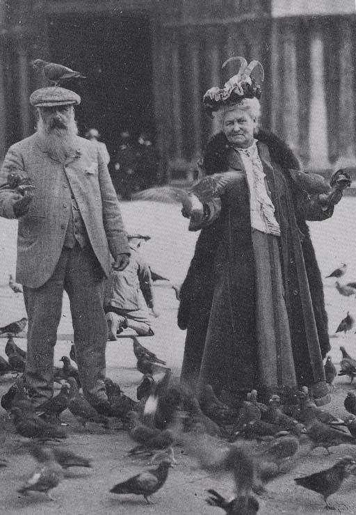 Claude and Alice Monet
