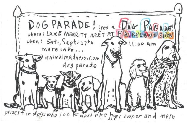 Dog Parade 3